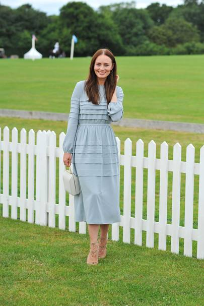The Tiffany and Co Royal Charity Polo Cup, Newbury - July 16 2017