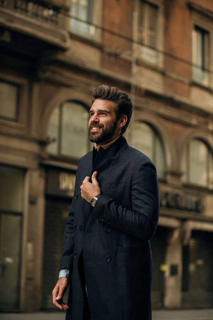 простой самые стильные мужчины мира фото представлена