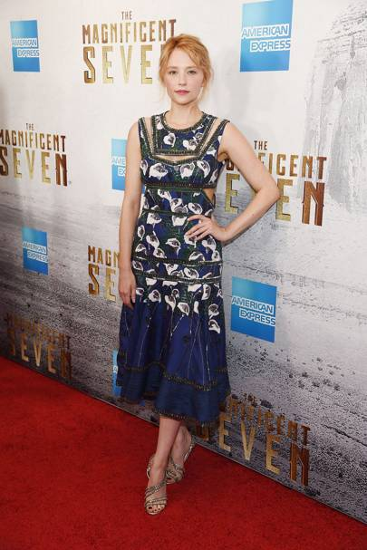 The Magnificent Seven premiere, New York - September 19 2016