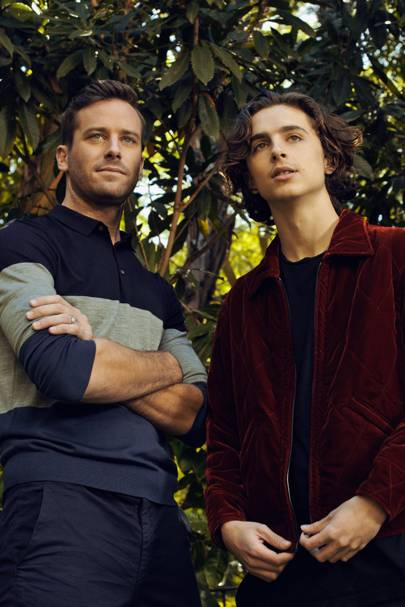 Call Me By Your Name Sequel | British Vogue