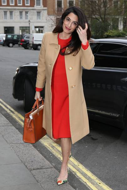 Amal Clooney - Business As Usual