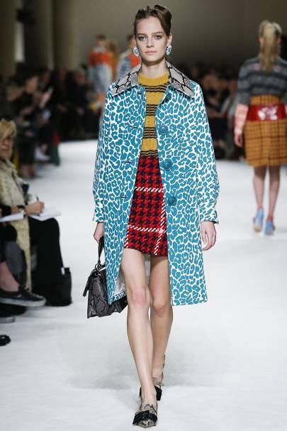 2. The Miu Miu coat
