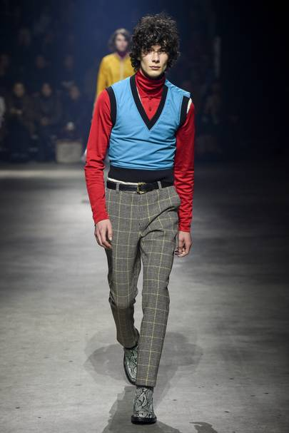 Kenzo Autumn Winter 2018 Menswear show report   British Vogue 19d7f272fe2