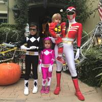 Mason, Penelope and Reign Disick