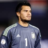 Sergio Romero, Argentinian goalkeeper