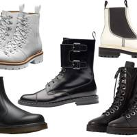 A Festival Essential: The Heavy-Weight Boot