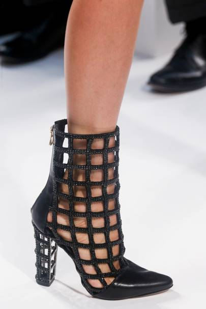 Those Cage Heels