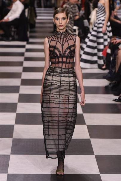 a5d70d0b843 Christian Dior Spring Summer 2018 Couture show report