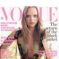 Vogue Cover, August 2005