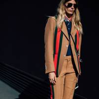 The Game-Changer: A Gucci Suit