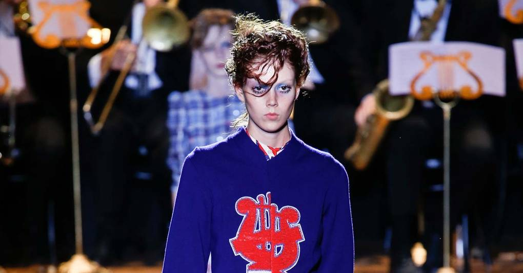 5eea6d6c7 Marc Jacobs Spring/Summer 2016 Ready-To-Wear show report | British Vogue