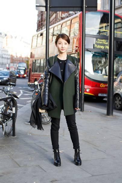 Chaoi Li, student