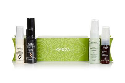 Aveda Style On The Go Christmas Cracker