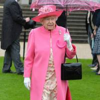Buckingham Palace garden party, London - May 10 2016