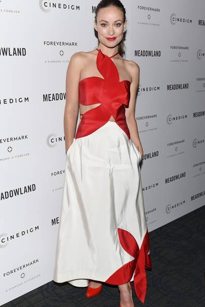 Meadowland premiere, New York - October 11 2015