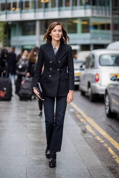 Christopher Kane Show, London Fashion Week - September 18 2017