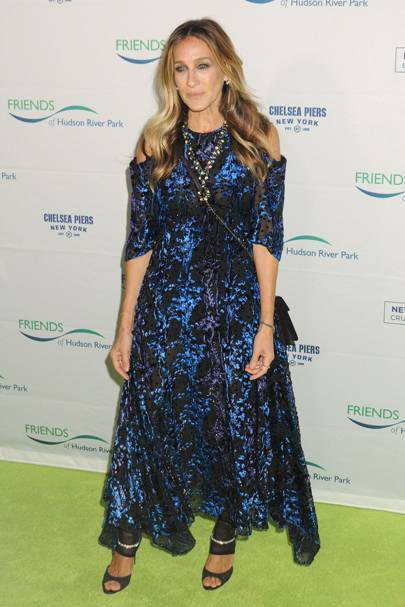 Friends of Hudson River Park gala, New York – October 13 2016