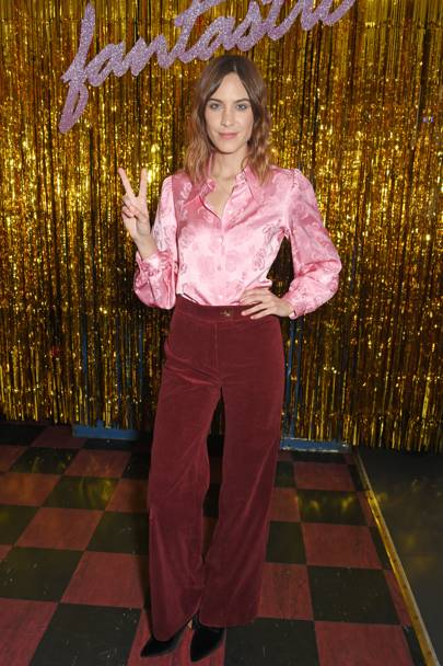 ALEXACHUNG Fantastic Collection Party, London - January 30 2018