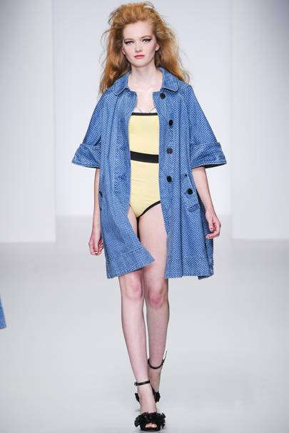 Sister By Sibling Spring/Summer 2014 Ready-To-Wear show