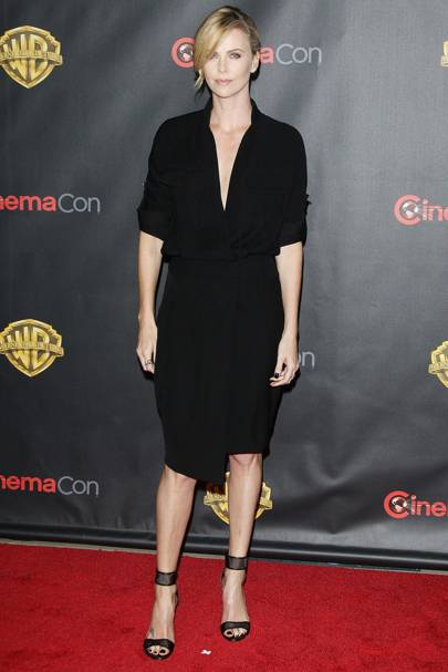 CinemaCon event, Las Vegas - April 21 2015