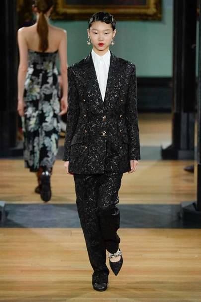 b90702125 Erdem Autumn Winter 2018 Ready-To-Wear show report