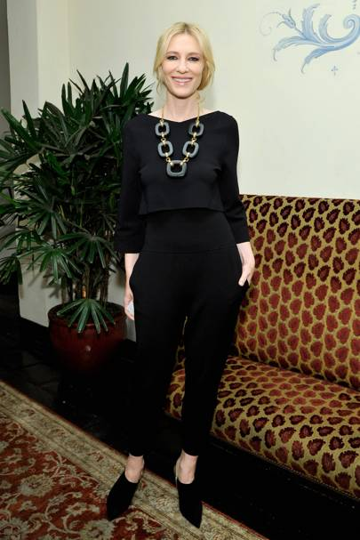 W Magazine Pre-Golden Globes Party, LA - January 9 2014