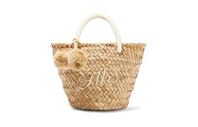 Kayu: St Tropez basket bag
