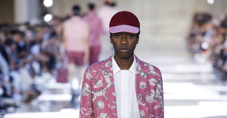 Ermenegildo Zegna Spring Summer 2019 Menswear show report  c0d23005cff