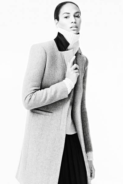 Joan Smalls - Vogue November 2012