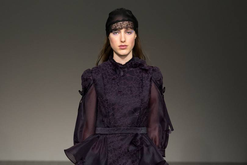 9d0f2dd222e Bora Aksu Autumn Winter 2018 Ready-To-Wear show report