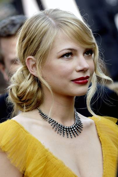 Michelle Williams Hair And Hairstyles Actress Hair Style File
