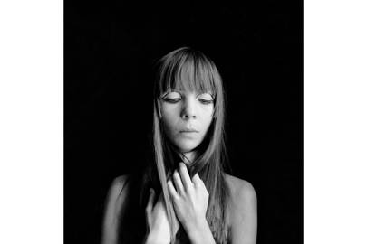 Penelope Tree, Vogue (unseen) 1967, by Cecil Beaton