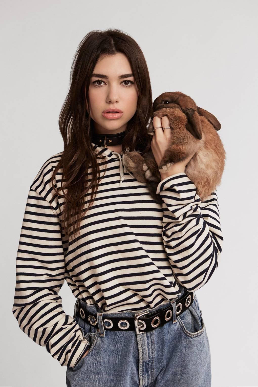 Dua lipa dua lipa t clothes models and girls Animal fashion style me girl