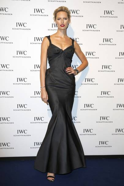 IWC Gala dinner, Geneva – January 20 2015