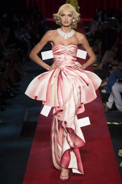 Moschino's Paper Dolls