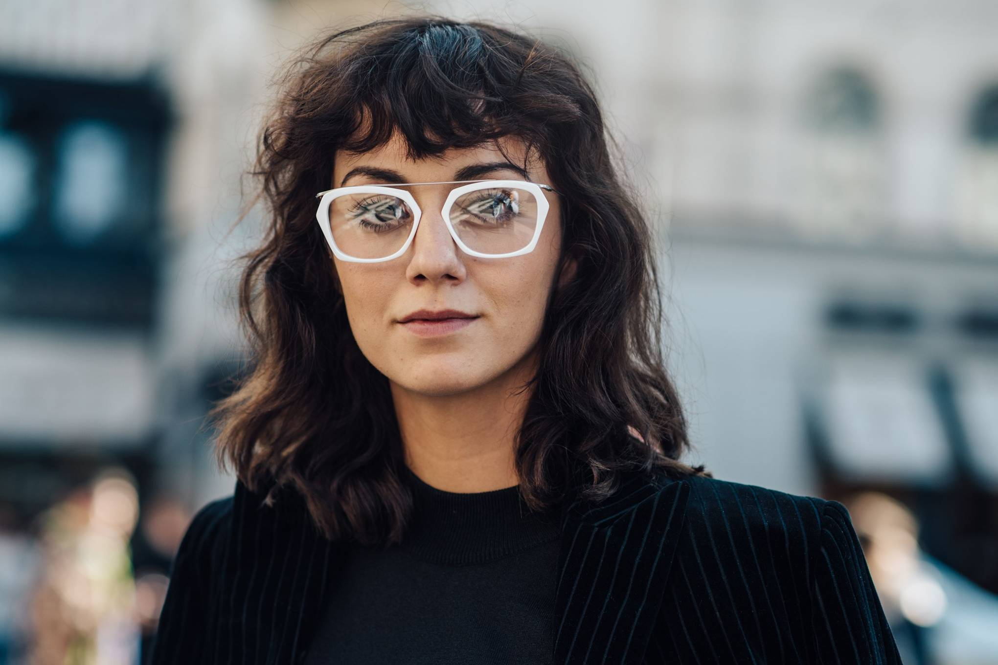 ac3e828e1249 The Glasses Guide: Vogue Charts The Womens Glasses Trends | British Vogue