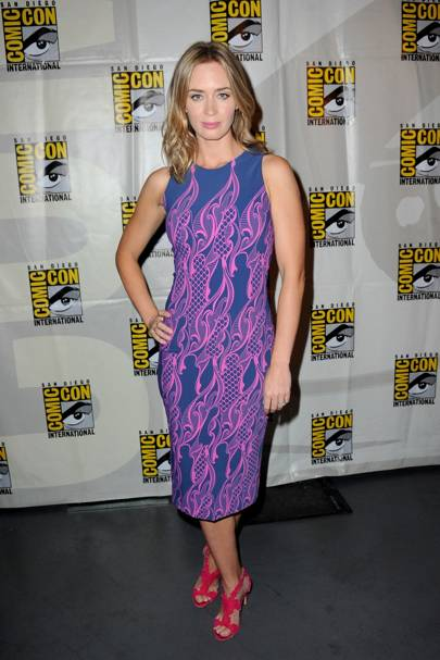 Warner Bros Comic-Con event, San Diego - July 21 2013