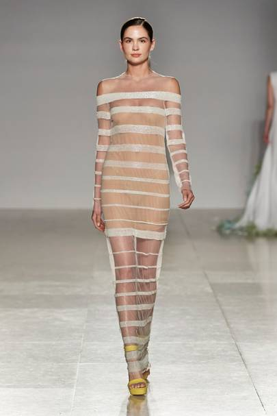 Celia Kritharioti Spring Summer 2017 Couture Show Report British Vogue