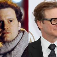 Colin Firth as Jamie.