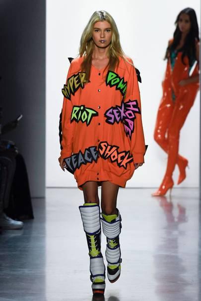 Jeremy Scott SpringSummer 2019 Ready To Wear show report