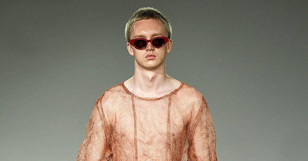 0b427a2a48 Alex Mullins Spring Summer 2018 Menswear show report