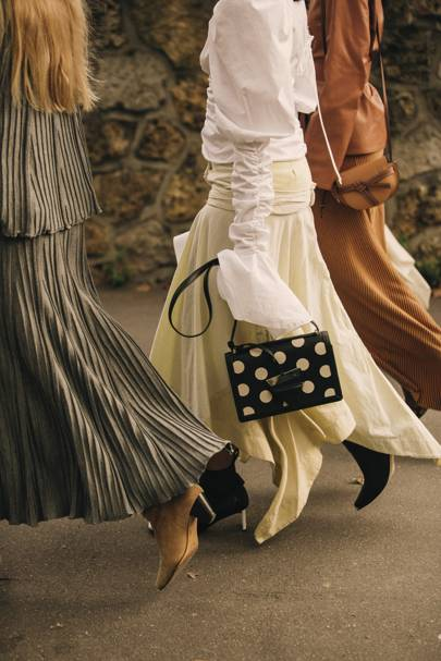 Skirts That Swish Aren't Going Anywhere