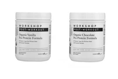 Workshop Protein