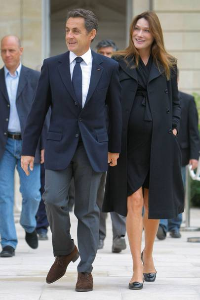 Carla Bruni Sarkozy Style and Fashion pictures