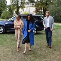 The Duchess Of Sussex hosts 'Together' cookbook launch, London – September 20 2018