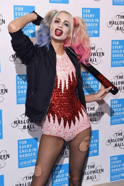 Poppy Delevingne, 2015
