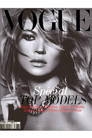 Vogue Paris, December 2009