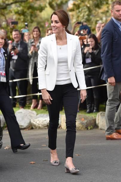 Η Δούκισσα του Κέιμπριτζ με νέο στυλ