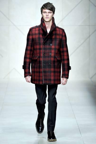 Burberry Prorsum Autumn/Winter 2011 Menswear show report