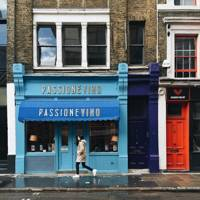 Passione Vino, Shoreditch - Katie Lowe, bookings assistant